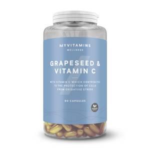 Σπόρος Σταφυλιού & Βιταμίνη C