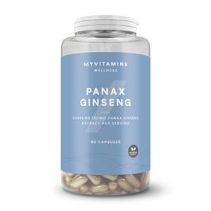 Cápsulas de Ginseng