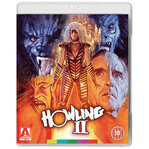 Howling II: Your Sister is a Werewolf - Dual Format (Includes DVD)
