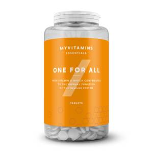 Comprimés One For All – Multivitamines