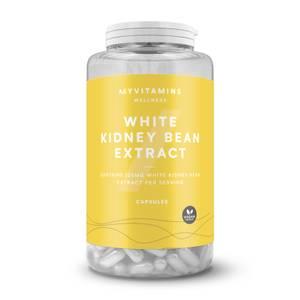Gélules d'extrait de haricot blanc