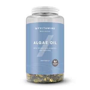 Cápsulas de Aceite de Algas