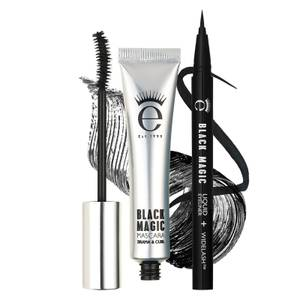 Eyeko Black Magic Mascara and Black Magic Liquid Eyeliner Duo (Worth £35.00)