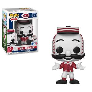 MLB Cincinnati Reds Mr. Redlegs Funko Pop! Vinyl