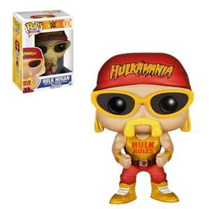 WWE Hulk Hogan Yellow Shirt Funko Pop! Vinyl