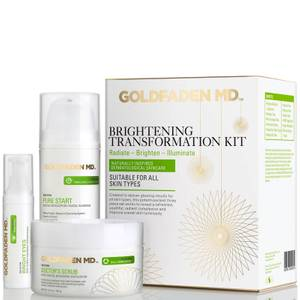 Goldfaden MD Brightening Transformation Kit (Worth $138.00)
