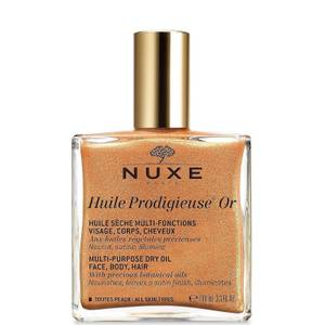 NUXE Huile Prodigieuse Or Golden Shimmer Multi-Purpose Dry Oil 100ml