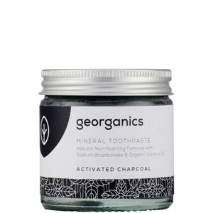 Georganics Charcoal Toothpaste 60ml
