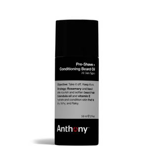 Anthony Pre-Shave Conditioning Beard Oil 59ml