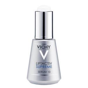 Vichy LiftActiv Serum 10 Supreme Anti-Aging Serum with Hyaluronic Acid, 1.01 Fl. Oz.
