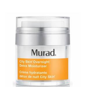 Murad City Skin Overnight Detox Moisturiser 50ml
