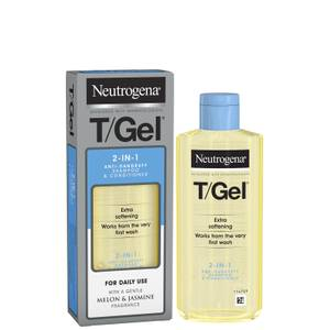 Neutrogena T/Gel 2-in-1 Shampoo and Conditioner 250ml