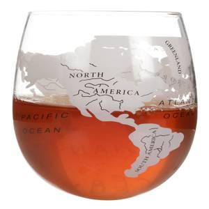 Globe Whisky Rocker-Gläser 300ml (2er Pack)