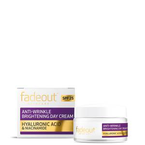Fade Out Anti-Wrinkle Brightening Day Cream SPF25 50ml