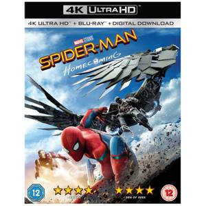 Spider-Man Homecoming - 4K Ultra HD
