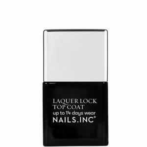 nails inc. Lacquer Lock Top Coat 14ml