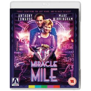 Miracle Mile - Dual Format (Includes DVD)