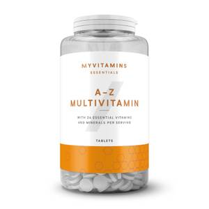 Comprimés A-Z multivitamines