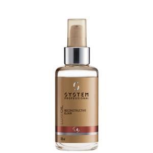 System Professional Luxe Oil Reconstructive Elixir - olio ristrutturante del capello 100 ml