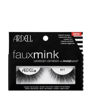 Ardell Faux Mink 811 Lashes - Black