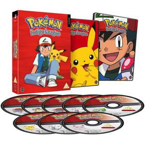 Pokemon Indigo League - Season 1 Box Set