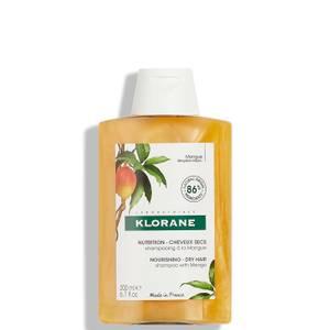 KLORANE Nourishing Shampoo with Mango for Dry Hair 200ml