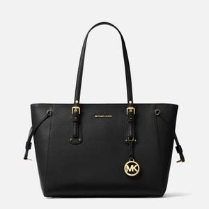 MICHAEL MICHAEL KORS Women's Voyager Tote Bag - Black