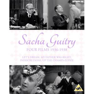 Sacha Guitry: Four Films 1936-1938 (Limited Edition)