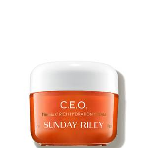 Sunday Riley C.E.O. Vitamin C Rich Hydration Cream 1.7oz