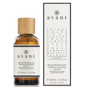 Avant Skincare Limited Edition Advanced Bio Restorative Superfood Facial Oil 30ml