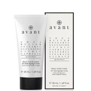 Avant Skincare Hand, Nail and Cuticle Anti-Ageing Cream 50ml