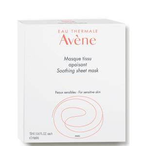 Avène Soothing Sheet Mask (Pack of 5)