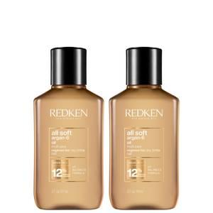Redken All Soft Argan-6 Oil Duo (2 x 90ml)