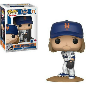 MLB New York Mets Noah Snydergaard Funko Pop! Vinyl