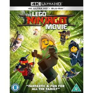 La LEGO Ninjago película - 4K Ultra HD