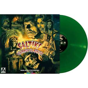 Caltiki: The Immortal Monster - Green Vinyl
