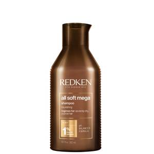 Redken All Soft Mega Shampoo 300ml