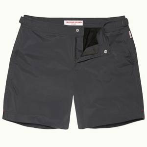 Orlebar Brown Men's Bulldog Sport Swim Shorts - Ebony