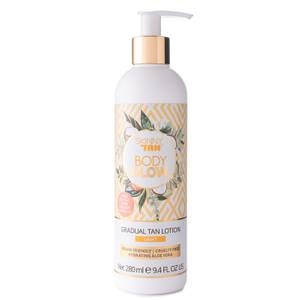 Body Glow by SKINNY TAN Light Lotion 280ml