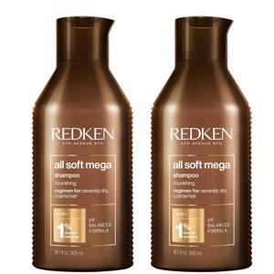 Redken All Soft Mega Shampoo Duo 300ml