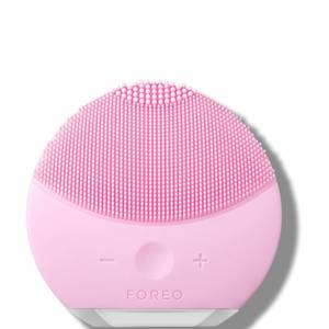 FOREO LUNA Mini 2 Dual-Sided Face Brush for All Skin Types (Various Shades)
