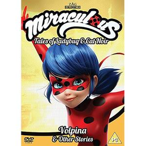 Miraculous - Tales of Ladybug and Cat Noir (Volpina & Other StoriesVol 4)