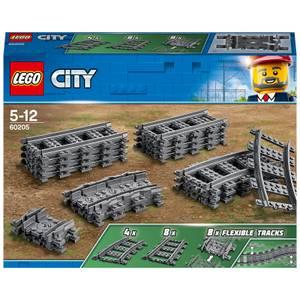 LEGO City: Tracks 20 Pieces Set (60205)