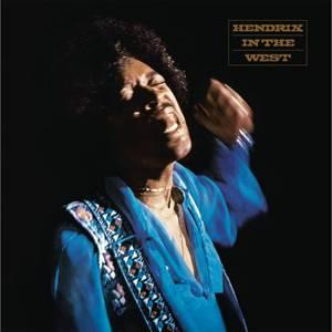 Jimi Hendrix - Hendrix In The West - Vinyl