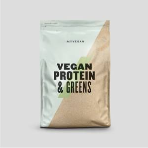 Vegan Protein & Greens Powder