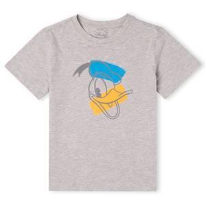 T-Shirt Enfant Disney Donald Duck - Gris