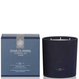 Charles Farris Signature Redolent Fig 3 Wick Candle 640g