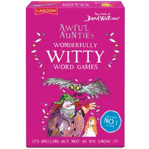 David Walliams Awful Auntie's Wonderfully Witty Word Games