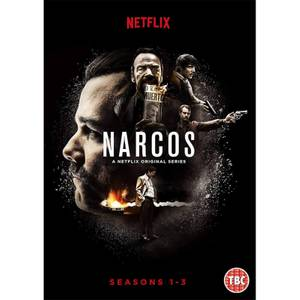 Narcos S1-S3