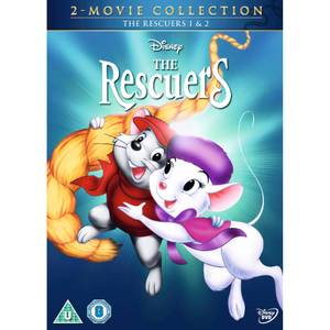 Rescuers & Rescuers Down Under DVD Doublepack